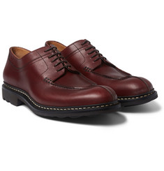 Heschung - Ebene Leather Derby Shoes