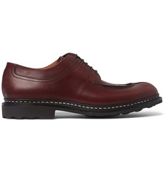Heschung Ebene Leather Derby Shoes