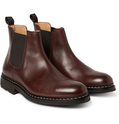 Heschung Tremble Leather Chelsea Boots