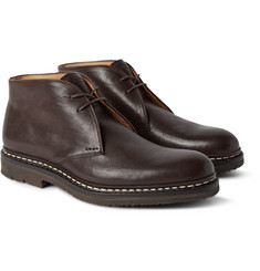 Heschung Genet Leather Chukka Boots