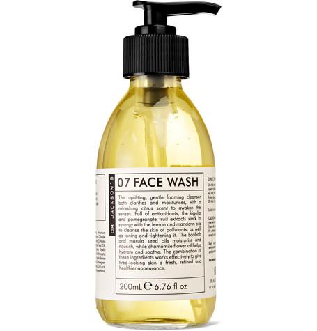 DR. JACKSON'S 07 Face Wash, 200Ml - White - One Siz
