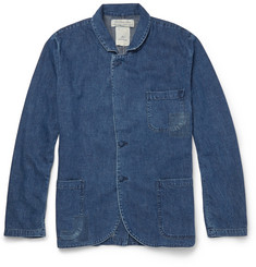 Remi Relief Washed-Denim Jacket