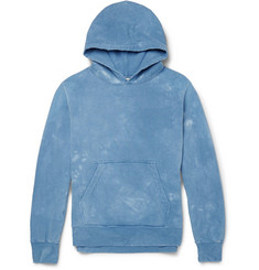 Remi Relief Tie-Dyed Cotton-Jersey Hoodie