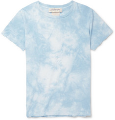 Remi Relief Tie-Dyed Cotton-Jersey T-Shirt