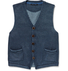 Alex Mill Knitted Cotton Gilet