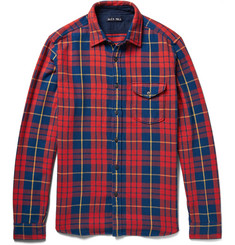 Alex Mill Checked Cotton-Twill Shirt