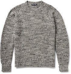 Alex Mill Grinta Marled Wool-Blend Sweater