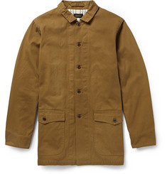 Chimala Cotton-Canvas Jacket