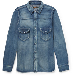 Chimala Western Denim Shirt