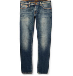 Nudie Jeans Skinny-Fit Long John Slim-Fit Jeans