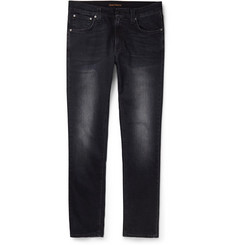 Nudie Jeans Lean Dean Slim-Fit Denim Jeans