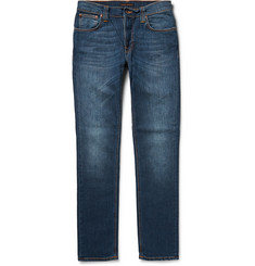 Nudie Jeans Thin Finn Slim-Fit Organic Denim Jeans