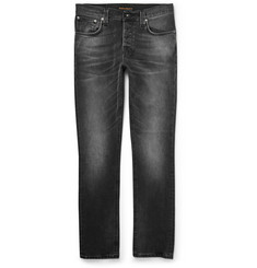 Nudie Jeans Grim Tim Slim-Fit Denim Jeans