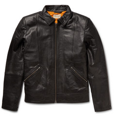 Nudie Jeans Johnny Leather Jacket