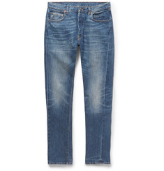Levi's Vintage Clothing 1966 501 Slim-Fit Selvedge Denim Jeans