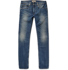 Levi's Made & Crafted Tack Slim-Fit Washed-Denim Jeans