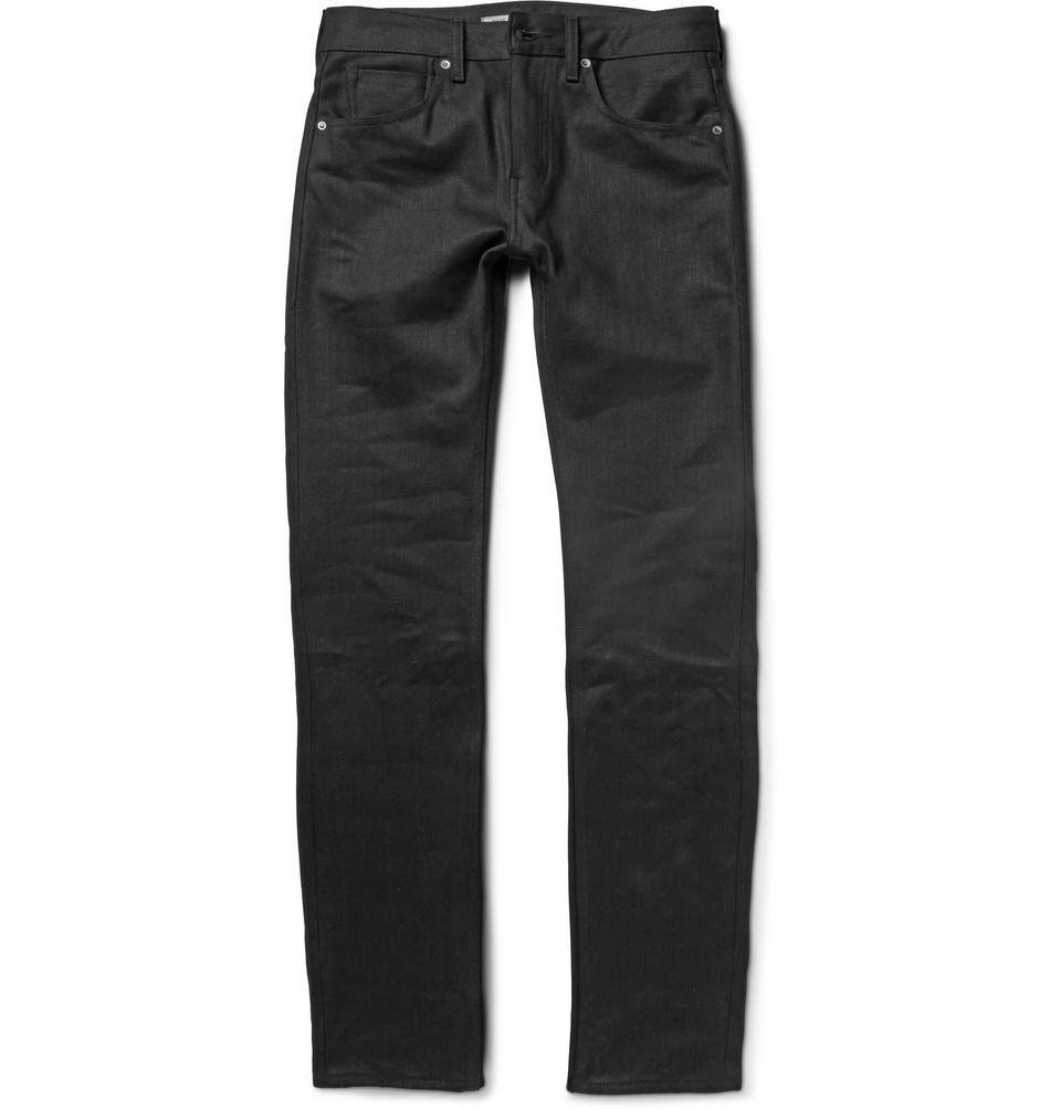 levi 39 s made crafted tack slim fit selvedge denim jeans. Black Bedroom Furniture Sets. Home Design Ideas