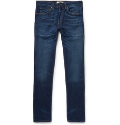 Levi's Made & Crafted Shuttle Slim-Fit Washed-Denim Jeans