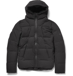 Descente - Shuttle Hooded Shell Mizusawa Down Jacket