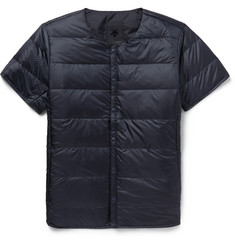Descente H.C.S Quilted Shell Down Jacket