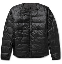 Descente Quilted Shell Down Jacket