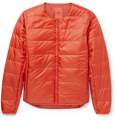 Descente H.C.S. Quilted Shell Down Jacket