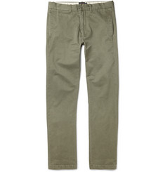 Grayers Newport Slim-Fit Cotton-Twill Chinos