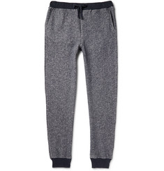 Grayers Marled Loopback Cotton-Jersey Sweatpants
