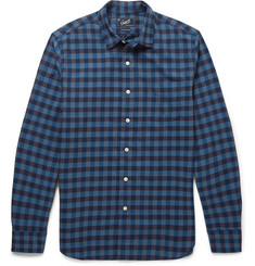 Grayers Checked Cotton-Twill Shirt