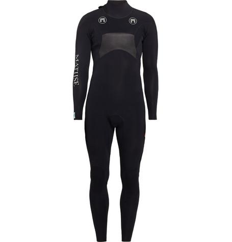 MATUSE Hoplite Full Geoprene Wetsuit - Black