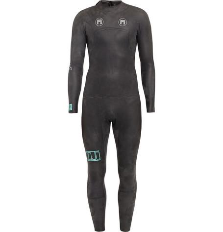 MATUSE Dojo Triathlon Geoprene Uit - Gray
