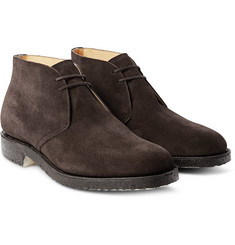 Church's Ryder Suede Desert Boots