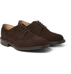 Church's - Newark Suede Brogues