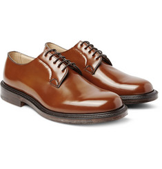 Church's - Shannon Polished-Leather Derby Shoes
