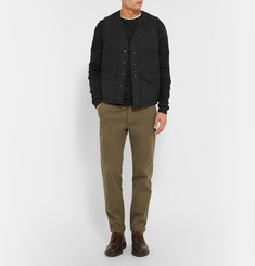 S.N.S. Herning Codon Slim-Fit Virgin Wool Sweater