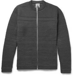 S.N.S. Herning Torso Virgin Wool Cardigan