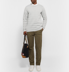 S.N.S. Herning Textured Virgin Wool Sweater