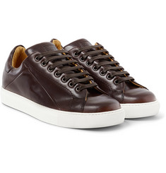 Mr. Hare - Cunningham Leather Sneakers