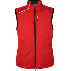 RLX Ralph Lauren Shell Golf Gilet
