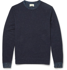 Oliver Spencer Cali Cotton-Blend Sweater