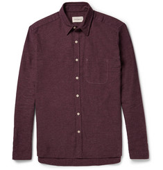 Oliver Spencer New York Cotton-Flannel Shirt