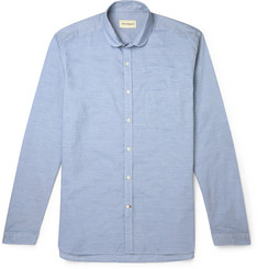 Oliver Spencer Eton-Collar Cotton Shirt