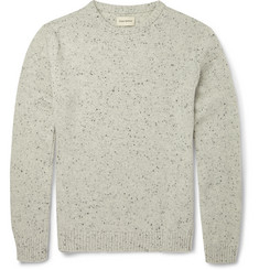 Oliver Spencer Donegal Wool Sweater