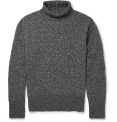 Oliver Spencer Merino Wool Rollneck Sweater