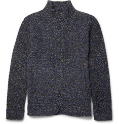 Oliver Spencer Hamilton Wool Cardigan