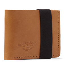 Atelier de L'Armée Flight Leather Wallet