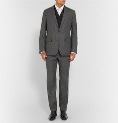 Kilgour Grey Slim-Fit Wool, Silk and Cashmere-Blend Suit