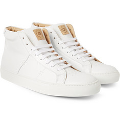 Greats - The Royale High Leather High-Top Sneakers