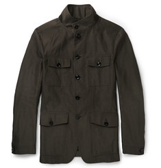 Tom Ford Cotton-Twill Jacket