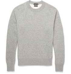 Tom Ford Loopback Cotton-Jersey Sweatshirt